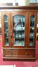 Antique Mahogany American Bookcase 1800's Empire