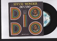 "STEVIE WONDER  "" DO I DO "" ROCKET LOVE "" 1982 .45 rpm 7'' VOGUE . FUNKY MUSIC"