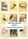 12 RARE CECIL ALDIN ILLUSTRATED BOOKS ON DVD - FAMOUS ARTIST, DOGS HUNTING HORSE