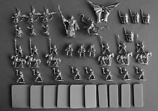 15mm HOTT1019 ARMY of CHAOTIC EVIL-24AP Unpainted Fantasy 15mm HOTT Army