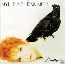 CD audio.../...MYLENE FARMER.../...L'AUTRE....