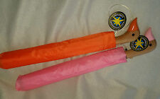POP Umbrella Duck Head SpringLoaded in Orange - BNWT