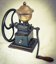 Antique PEUGEOT FRERES C2 Coffee Grinder Mill Cast-Iron Moulin Molinillo Cafe