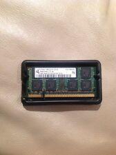 Hynix 1GB 2Rx8 PC2-5300S-555-12-E0 (DDR2-667) HYS64T128021EDL-3S-B2 SO-DIMM RAM
