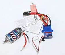 Traxxas XL-5 ESC w/ Titan 550 Motor 12T Combo FOR Slash Stampede Skully 36064