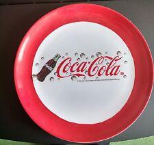 dienblad  plateau coca cola