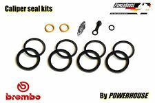 Norton F1 JPS Brembo 4 piston rear brake caliper seal repair kit 1989 1990 P55