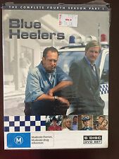 Blue Heelers Season 4 Part 1 DVD