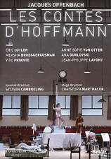 LES CONTES D'HOFFMANN (TEATRO REAL) NEW DVD