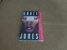 GRACE JONES LOVE ON TOP OF LOVE FACTORY SEALED CASSETTE SINGLE
