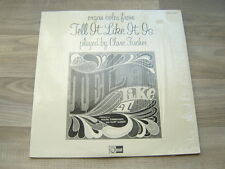 xian jazz LP musical CLARE FISCHER Tell Like It Is 1972 horace parlan 3 sounds