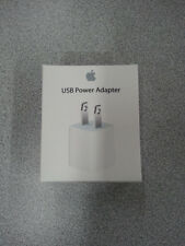 OEM Genuine Original Apple iPod iPhone 5W Wall Charger USB Power Adapter Cube