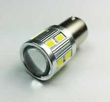 P21W 12SMD + 5W CREE BA15s LED SUPER WHITE XENON EFFECT HIGH POWER CAR BULBS