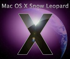 Mac OS X Snow Leopard 10.6.3 Bootable USB Flash Drive