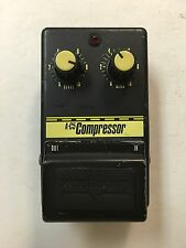 Washburn Loco Box A-C5 Compressor Sustainer Rare Vintage Guitar Effect Pedal