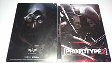 Prototype 2 : Steelbook Vide/Empty G1 [Collector - Ps3/Xbox360]