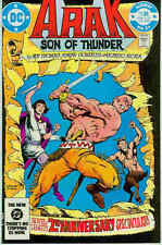 Arak, Son of Thunder # 24 (52 pages) (USA,1983)