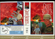 Grave Secrets, David Soul Video Promo Sample Sleeve/Cover #13765