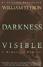 Darkness Visible : A Memoir of Madness by William Styron (1992, Paperback,...