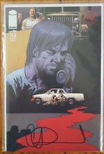 The Walking Dead 115 Cover F SIGNED by Artist Charlie Adlard w/ COA NM 1st Print