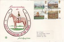 GB 1979 200th Anniversary of the Derby FDC