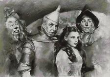 WIZARD OF OZ # 1 - COUNTED CROSS STITCH CHART Characters