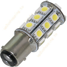 1 x T25/S25 1157 BAY15D White 24 5050 SMD LED Car Stop Tail Brake Light Bulb N