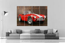 Vintage Ford Mustang cobra shelby classic Poster Grand format A0 Large Print