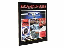 1964-1973 Ford Mustang Recognition Guide