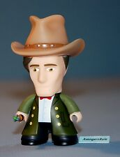"Doctor Who Titans 11th ""Good Man"" Vinyl Figures 11th Doctor Cowboy 2/20"