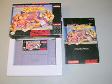 STREET FIGHTER II TURBO (Super NES SNES) Complete b