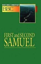 Basic Bible Commentary: First and Second Samuel Vol. 5 Vol. 5 by Frank...