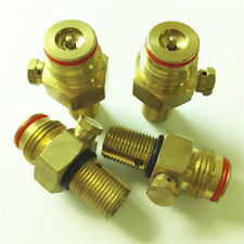 1Pcs Paintball Airsoft Co2 Tank Pin Valve Replacement w/Thread Cover