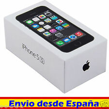 Telefono Movil Original Apple iPhone 5S / 16GB / Libre de fabrica / Nuevo / Gris