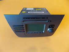 SEAT TOLEDO MPV 1.9 TDI '06 RADIO CD PLAYER 5P20351521GZ GENUINE