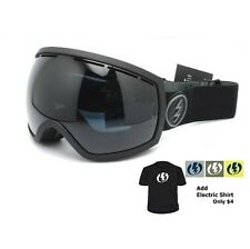 NEW Electric EG2 Black Tropic Oversized mens ski snowboard goggles Msrp$160