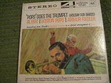 Vintage Reel To Reel POP GOES THE TRUMPET Al Hirt Boston Pops Fiedler 7.5ips 213