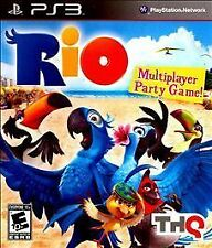 Rio: The Video Game (Sony PlayStation 3, 2011) PS3 Complete -- Tested & Works!