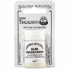 Squires Kitchen Gum Tragacanth Trag for cake decorating  Next Day Despatch