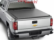 WeatherTec​h Roll Up Truck Bed Cover for Chevy Silverado 1500 Short Box '14-'16