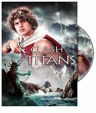 CLASH OF THE TITANS (DVD, 2010) Harry Hamlin NEW