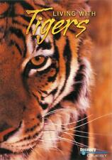 Living With Tigers ~ Discovery Channel ~ DVD ~ FREE Shipping Within USA