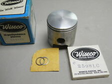 Hirth NOS 211R 438 Twin, Wiseco Piston & Rings, STD, 66mm bore, # 2048PS  d21