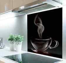 60cm x 75cm Digital Print Glass Splashback Heat Resistant  Toughened 544