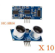 10Stk Ultraschall Abstand Modul HC-SR04 Sensor Ultrasonic Module für Arduino