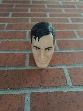 "batman  9"" Dc Famous Covers Hasbro Bruce Wayne  head for 9 inch figures"