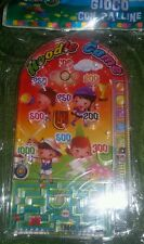 FLIPPER GIOCO CON PALLINE - Ball Game Vintage Game & Watch Hand Gig Tiger Table