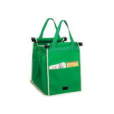 Lot De 1 Sac Courses Commissions Grap Bag Spécial Caddie Chariot Avec Poche Neuf