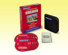 New 8 CD Pimsleur Learn t Conversational Hungarian Language (16 Lessons)