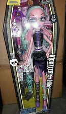 "NEW Monster High 28"" Gore-Geous Ghoul Beast Freaky Friend 22 Freaky Fab Pieces"
